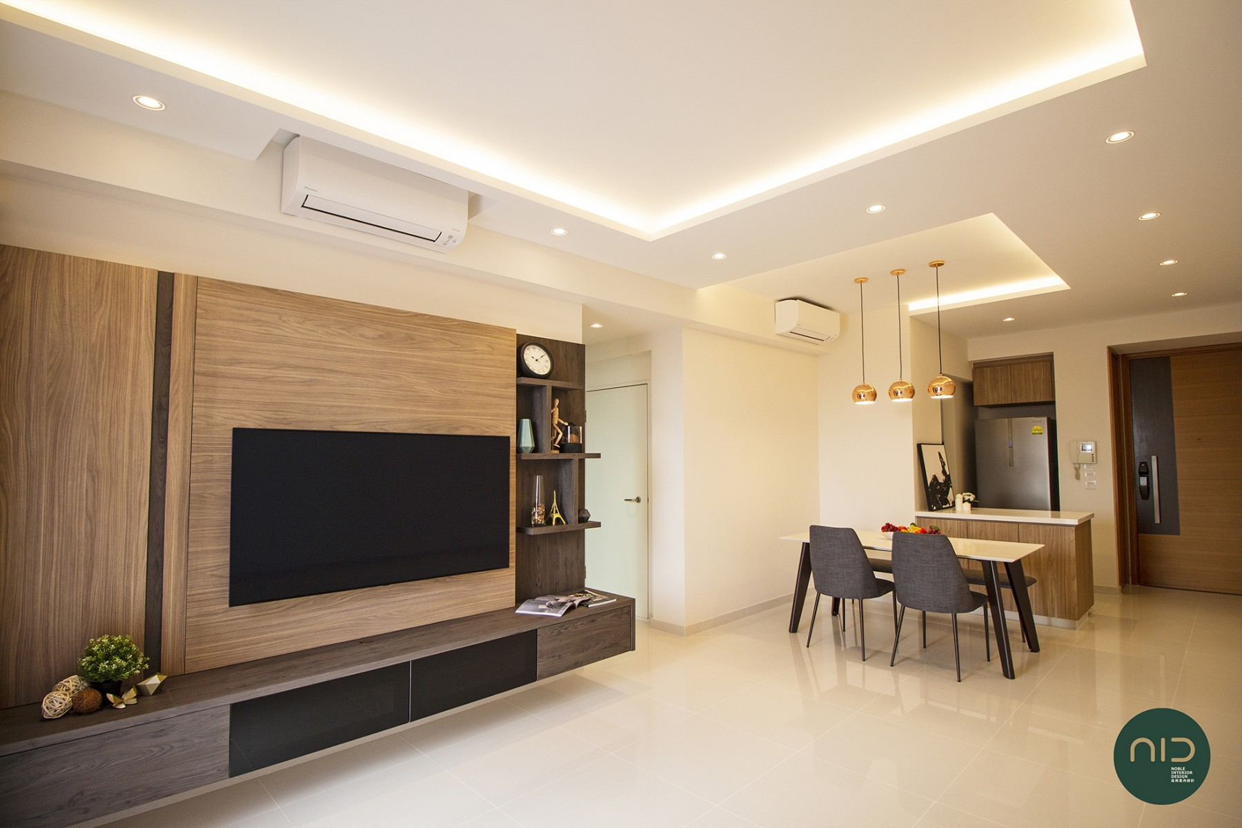 bright beige colour hdb