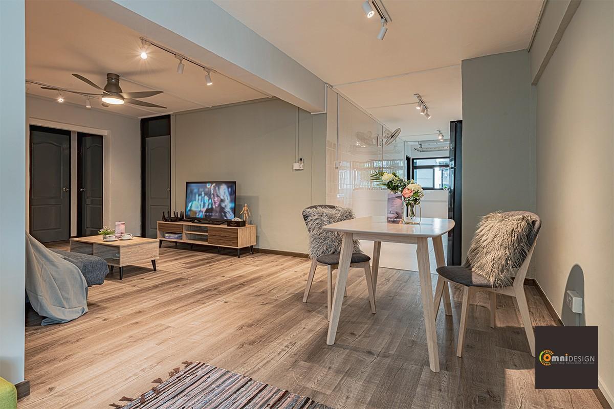 loose furniture hdb living room