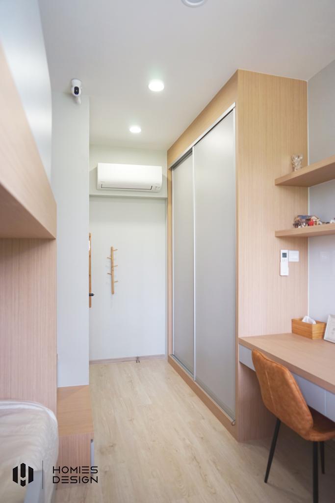 crystal court resale condo bedroom