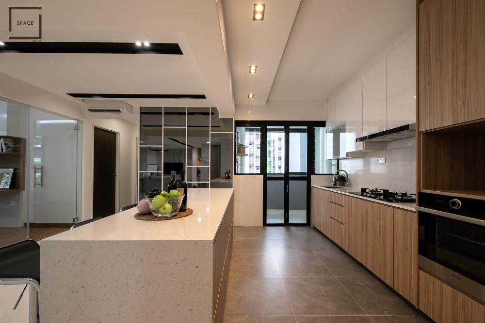 tampines greenridges kitchen design
