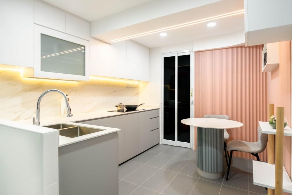 chai chee rd modern kitchen