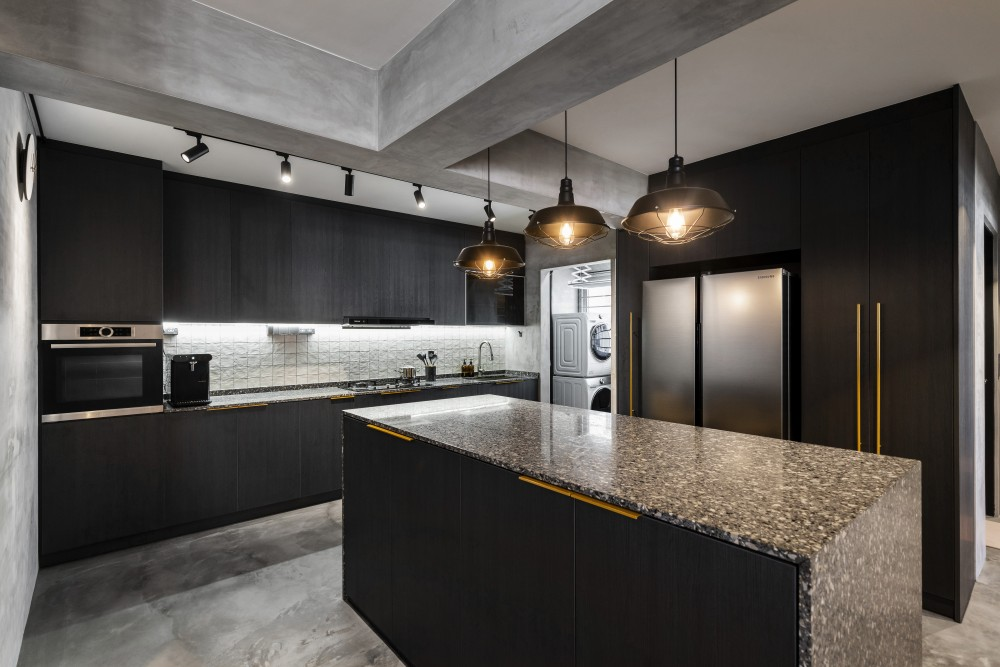 6 Kitchen Designs That Makes You Want To Show Off Your Kitchen