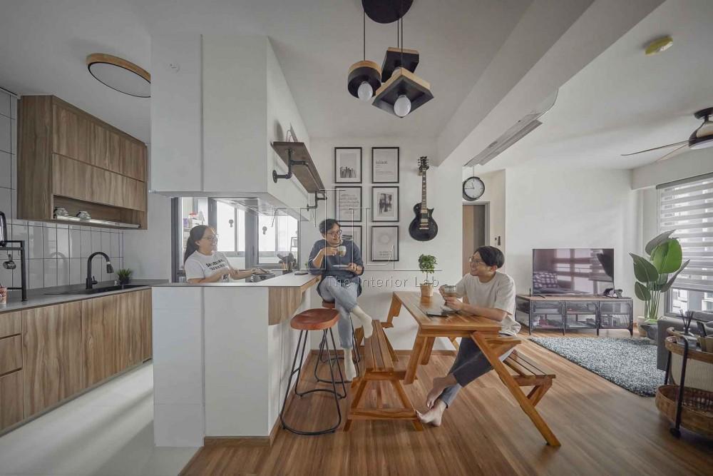 skyparc dawson contemporary kitchen