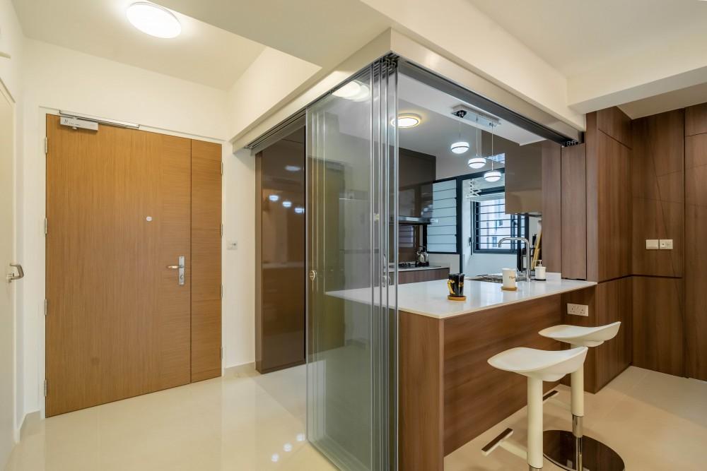 woodleigh 3 room hdb kitchen