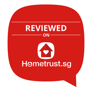 Reviewed on Hometrust